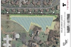 Bonnie Brae Solar Array, Somerset County, NJ