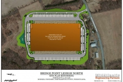 550,000 SF Combined Warehouse/Office Space, Bushkill, PA