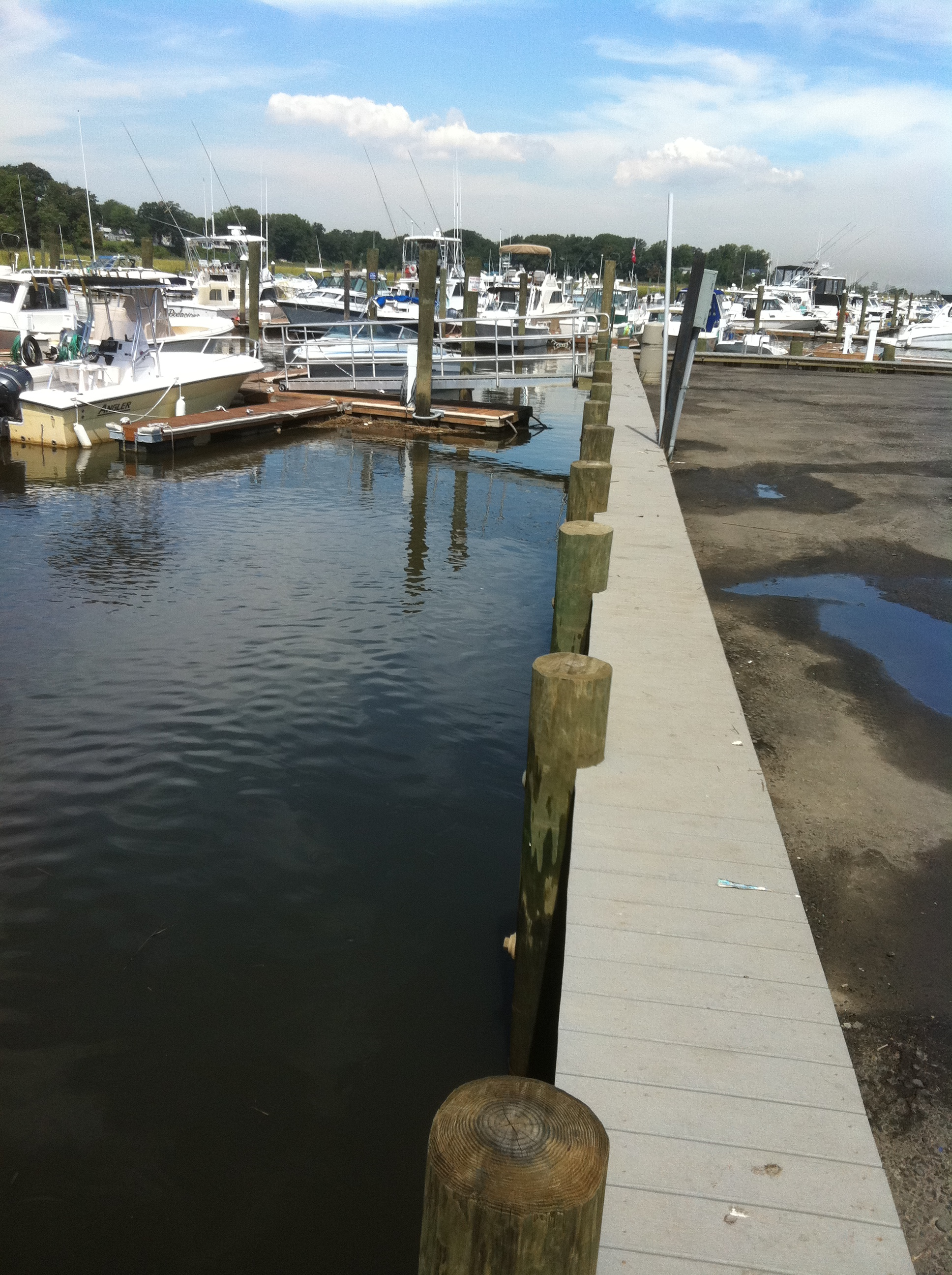 Brown's Point Marina, Keyport, NJ