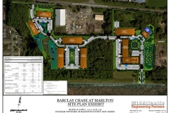 Barclay Chase at Marlton, Mixed-Use Development, Evesham Township, NJ