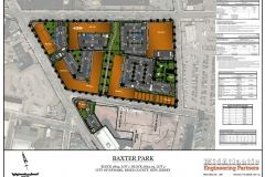 Baxter Park , Mixed-Use Residential & Retail, Newark NJ