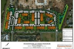 Woodstone at West Windsor, 443 Residential Apartments, Multi-Family Housing, West Windsor, NJ