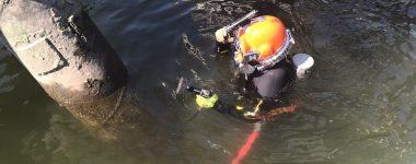 MidAtlantic's Waterfront Services Team Provide Dive Inspection Services to Aid in Site Rehabilitation